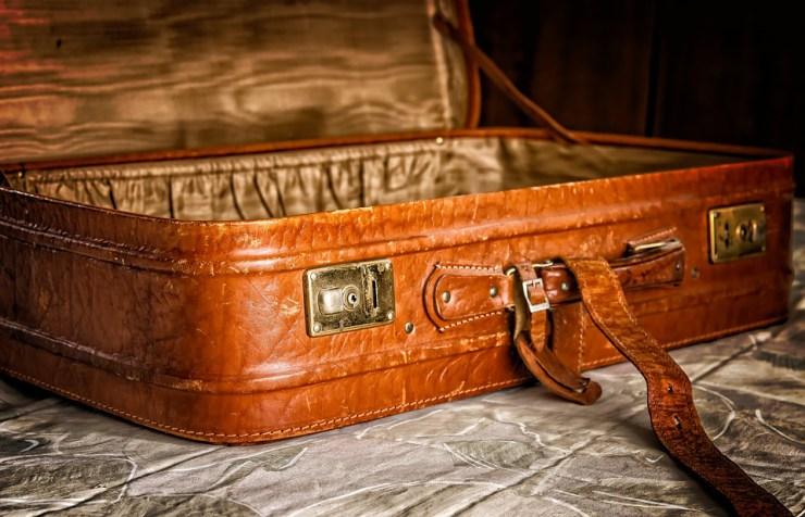 Friday Fiction Luggage