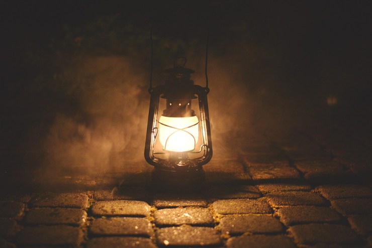 """#FridayFiction Challenge / """"Let There BeLight"""""""
