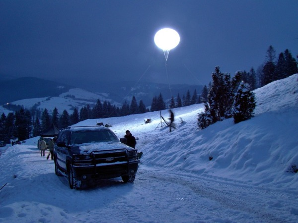 Friday Fiction Snowy Night