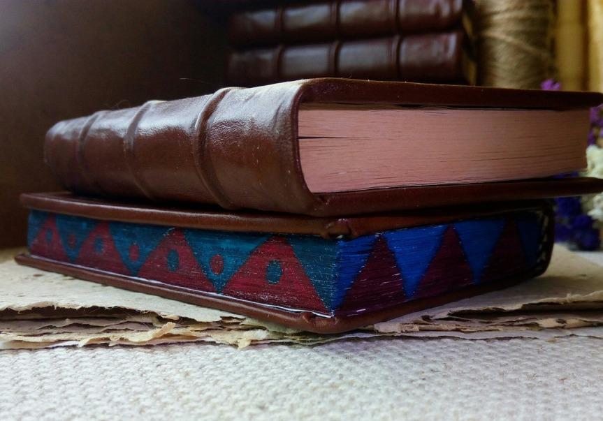 Old Books by Antima_workshop on Pixabay
