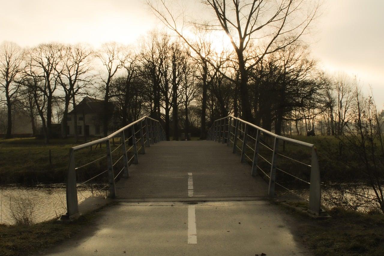 Small Bridge by BiancavanDijk on Pixabay