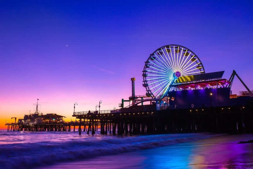 amusement-park-at-twilight-by-stocksnap-on-pixabay