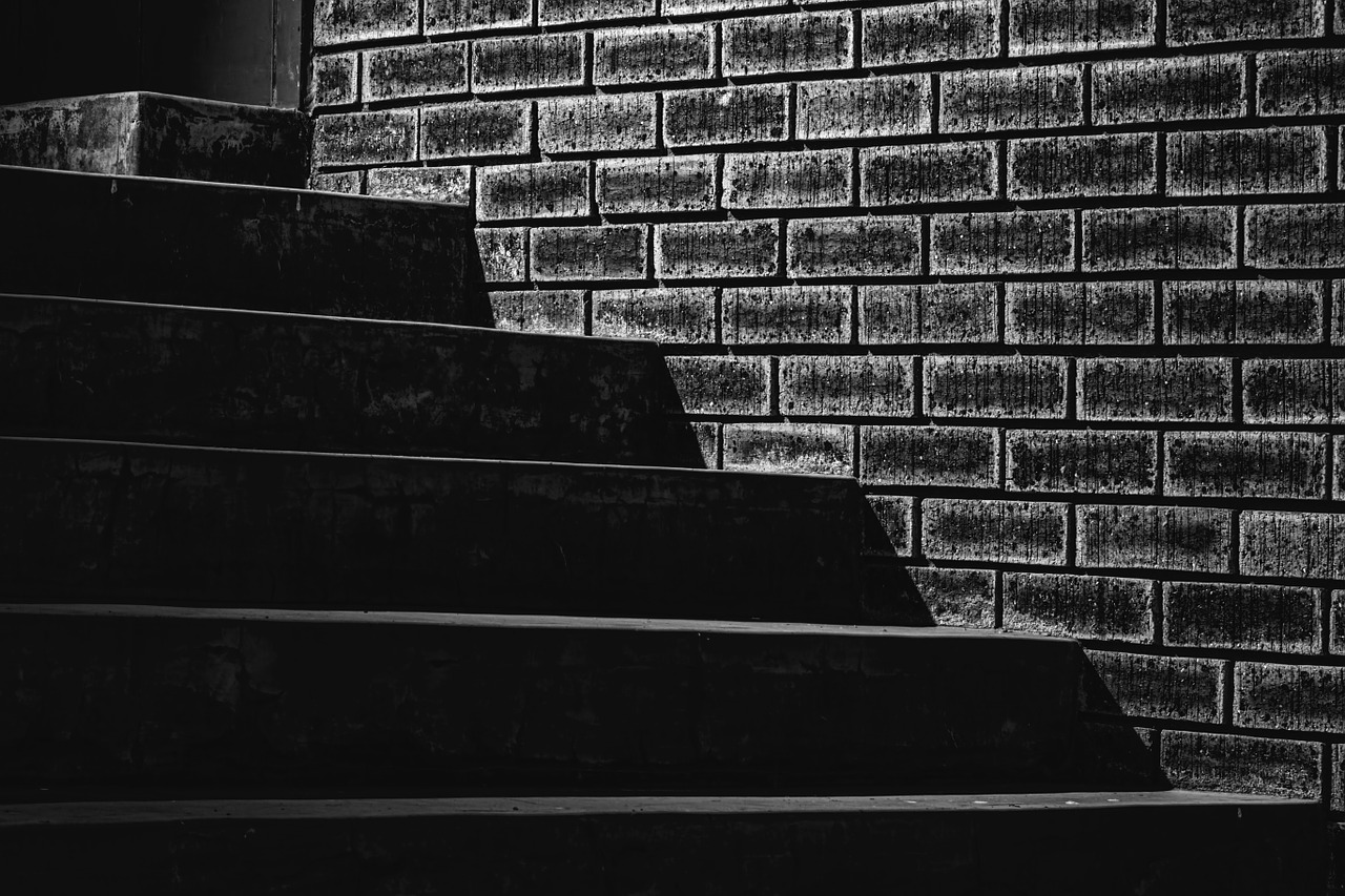dark-downward-steps-by-stevepb-on-pixabay