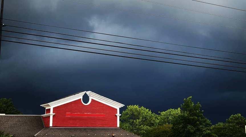 """Old Man Storm"", APoem"